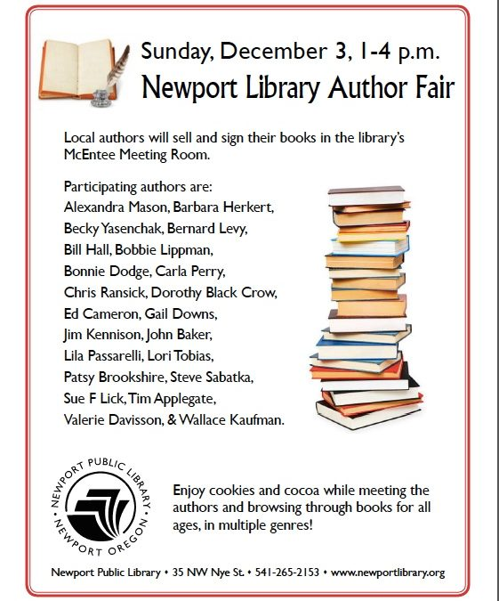 NEWPORT AUTHOR FAIR