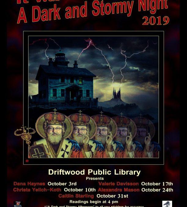 Dark and Stormy Night Event