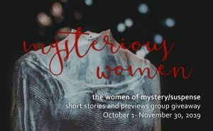 Mysterious Women short story promotion
